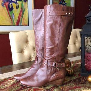 Bandolino tall brown boots
